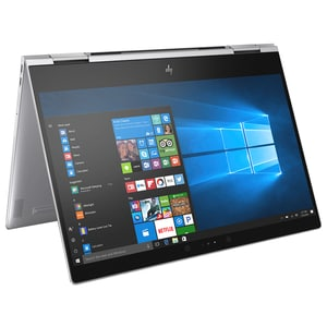 "Laptop 2 in 1 HP Spectre x360 13-aw0017nn, Intel Core i5-1035G4 pana la 3.7GHz, 13.3"" Full HD Touch, 8GB, SSD 256GB, Intel Iris Plus Graphics, Windows 10 Home, Natural Silver"