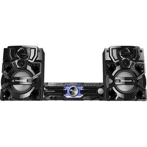 Sistem audio PANASONIC SC-AKX710E-K, 2000W RMS, Bluetooth, USB, CD, Radio FM, negru
