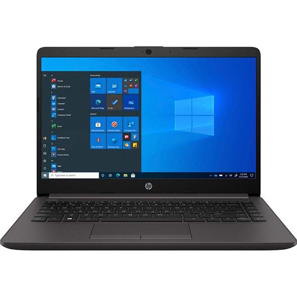"Laptop HP 240 G8, Intel Core i3-1005G1 pana la 3.4GHz, 14"" HD, 4GB, SSD 128GB, Intel UHD Graphics, Windows 10 Home, Dark ash silver"
