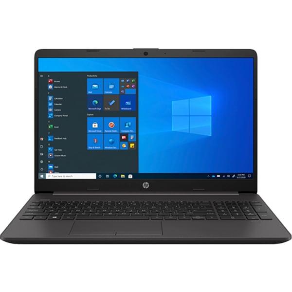 "Laptop HP 250 G8, Intel Core i7-1065G7 pana la 3.9GHz, 15.6"" HD, 8GB, SSD 256GB, Intel Iris Plus Graphics, Windows 10 Pro, negru"