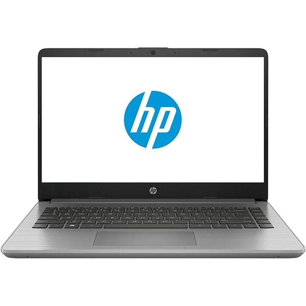 "Laptop HP 340s G7, Intel Core i5-1035G1 pana la 3.6Ghz, 14"" Full HD, 8GB, SSD 512GB, Intel UHD Graphics, Free DOS, argintiu"
