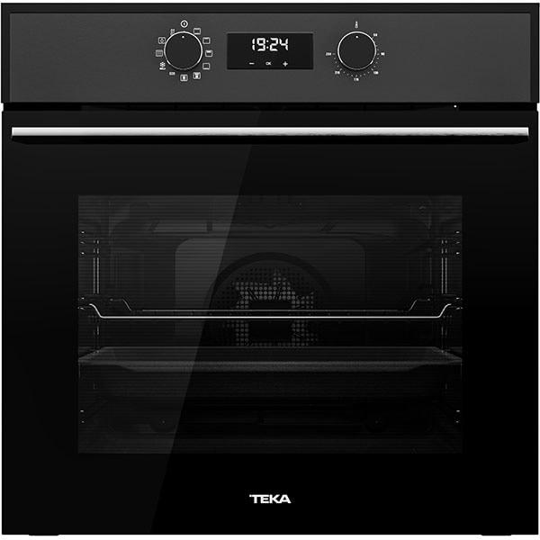 Cuptor incorporabil TEKA HSB 630 BK, Electric, Autocuratare hidrolitica, 70 l, Clasa A+, negru