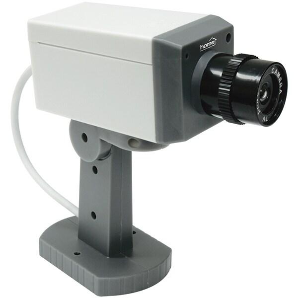 Camera supraveghere falsa exterior HOME HSK 200, alb