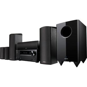 Sistem Home Cinema ONKYO HT-S7805-B, 5.1.2, 880W, Wi-Fi, Bluetooth, Dolby, negru