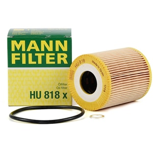 Filtru ulei MANN Hu818X Bmw X5 3.0 D