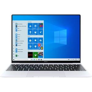 "Laptop HUAWEI MateBook X, Intel Core i5-10210U pana la 4.2GHz, 13"", 16GB, SSD 512GB, Intel UHD Graphics, Windows 10 Home, argintiu"
