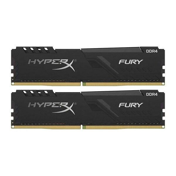 Memorie desktop KINGSTON HyperX Fury, 32GB, 3600MHz, CL18, HX436C18FB4K2/32