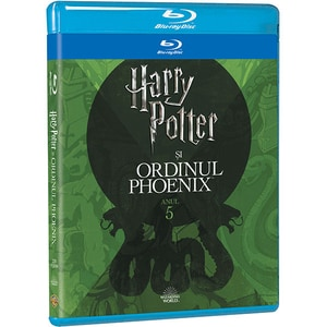 Harry Potter si Ordinul Phoenix Blu-ray Editie Iconica