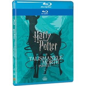 Harry Potter si Talismanele Mortii: Partea 1 Blu-ray Editie Iconica