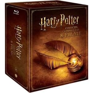 Harry Potter - Colectia completa Blu-ray