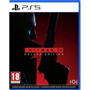 Hitman 3 Deluxe Edition PS5