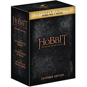Hobbitul - Trilogia Editie extinsa DVD