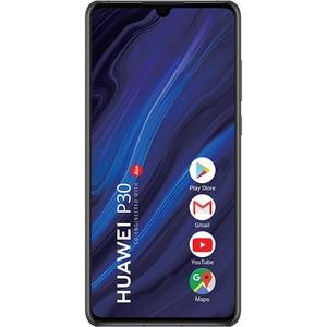 Telefon HUAWEI P30, 128GB, 6GB RAM, Dual SIM, Midnight Black