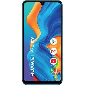 Telefon HUAWEI P30 Lite, 128GB, 4GB RAM, Dual SIM, Peacock Blue