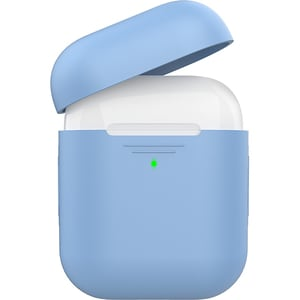 Husa pentru Apple AirPods PROMATE AirCase, albastru