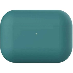 Husa pentru Apple AirPods Pro PROMATE AirCase-Pro, silicon, verde
