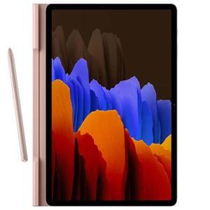 Husa Book Cover pentru SAMSUNG Galaxy Tab S7, EF-BT870PAEGEU, maro
