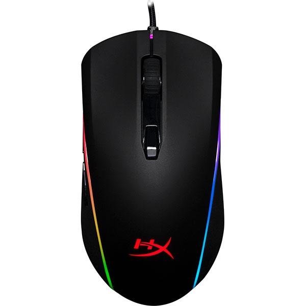 Mouse Gaming HyperX Pulsefire Surge RGB, 16000 dpi, negru