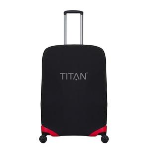 Husa de protectie pentru troler TITAN M+ 71 cm, negru