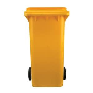 Europubela PLASTOR, colectare selectiva, 120 L, galben