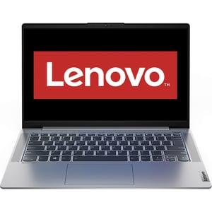 "Laptop LENOVO IdeaPad 5 14ARE05, AMD Ryzen 5 4600U pana la 4.0GHz, 14"" Full HD, 16GB, SSD 512GB, AMD Radeon Graphics, Free DOS, gri platinum"
