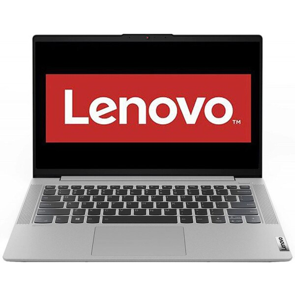 "Laptop LENOVO IdeaPad 5 14ARE05, AMD Ryzen 5 4500U pana la 4.0GHz, 14"" Full HD, 16GB, SSD 512GB, AMD Radeon Graphics, Free DOS, gri platinum"