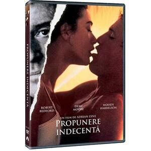 Propunere indecenta DVD