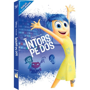Inside Out - Pixar O-Ring Collection DVD