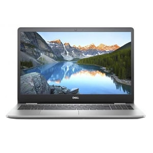 "Laptop DELL Inspiron 5593, Intel Core i7-1065G7 pana la 3.9GHz, 15.6"" Full HD, 8GB, SSD 512GB, NVIDIA GeForce MX230 2GB, Free DOS, Platinum Silver"