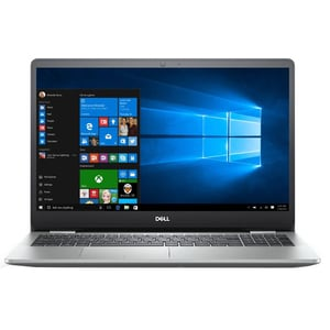 "Laptop DELL Inspiron 5593, Intel Core i5-1035G1 pana la 3.6GHz, 15.6"" Full HD, 8GB, SSD 512GB, NVIDIA GeForce MX230 2GB, Windows 10 Home, Platinum Silver"