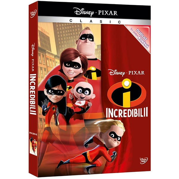 Incredibilii DVD Classic Collection