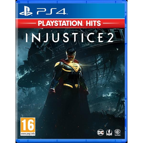 Injustice 2 PlayStation Hits PS4