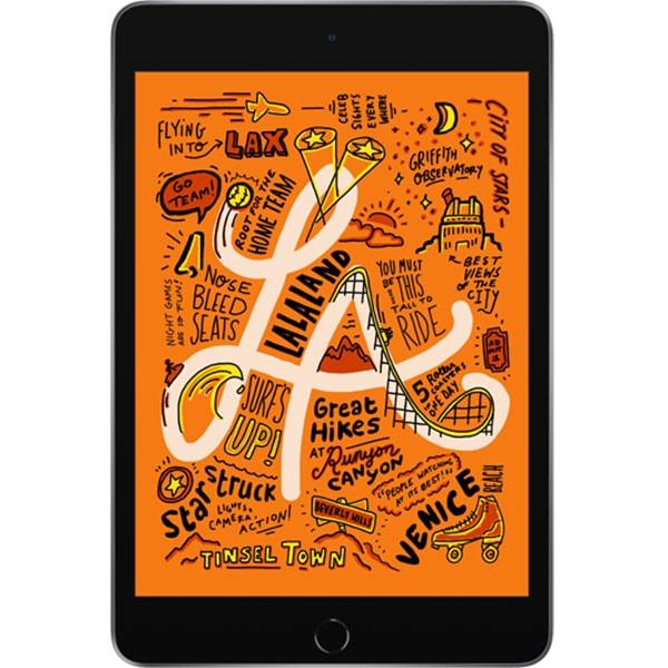 """Tableta APPLE iPad Mini 5, 7.9"""", 64GB, Wi-Fi, Space Gray"""