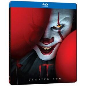 It: Capitolul 2 Steelbook Blu-ray
