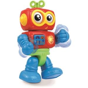 Jucarie interactiva LITTLE LEARNER Primul meu robotel 4263T, 12 luni+, multicolor