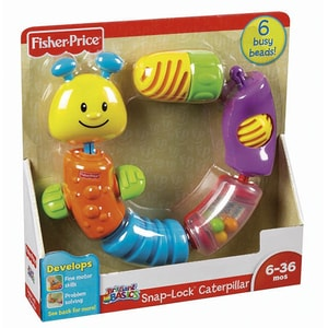Jucarie interactiva FISHER PRICE Omida MTW9834, 6 luni - 3 ani, multicolor