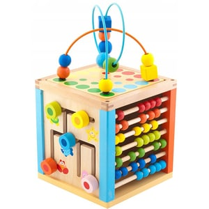 Jucarie interactiva TREFL Cub educativ 60941, 2 - 6 ani, multicolor