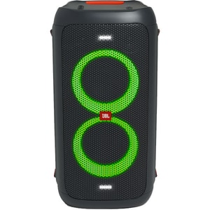 Boxa portabila JBL PartyBox 100, Bluetooth, Bass Boost, Lightshow, negru