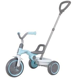 Tricicleta QPLAY Ant Plus 321QPANTP31, 2 ani+, bleu-gri