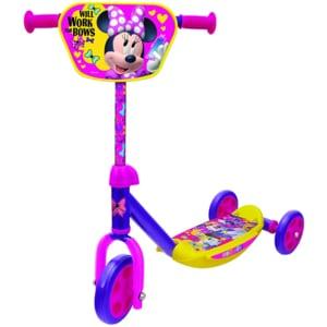 Trotineta AS Minnie 5004-50164, 2-5 ani, 3 roti, multicolor