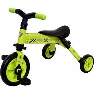 Tricicleta COCCOLLE B-Trike 335010180, 12 luni+, verde-negru