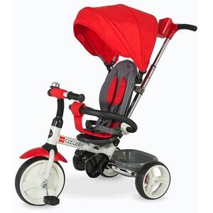 Tricicleta COCCOLLE Urbio 336010320, 12 luni+, rosu-gri