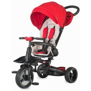Tricicleta COCCOLLE Alto 337010520, 10 luni+, rosu-gri