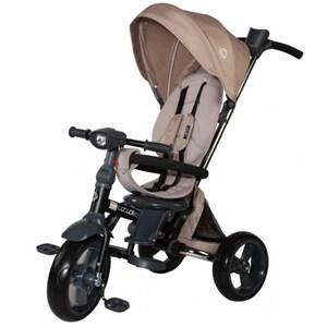 Tricicleta COCCOLLE Velo 339012544, 12 luni+, bej-negru
