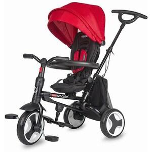 Tricicleta COCCOLLE Spectra 320012820, 12 luni+, rosu-negru