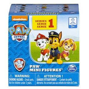 Figurina PAW PATROL In cutie surpriza 6045829, 3 ani+, multicolor