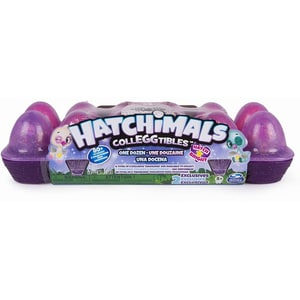 Figurina SPIN MASTER Hatchimals Colleggtibles 6043928, 5 ani+, multicolor