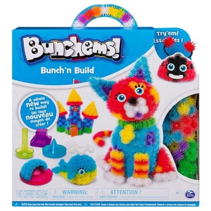 Joc creativ SPIN MASTER Bunchems Bunch'n Build 6044156, 4 ani+