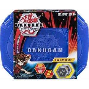 Caseta figurina BAKUGAN Hydorous 6045138_20104006, 6 ani+, albastru-gri