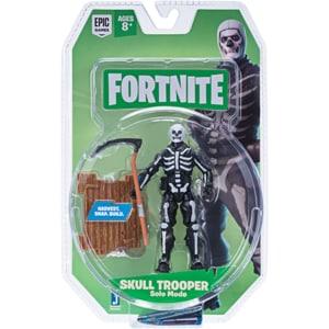 Figurina FORTNITE Skull Trooper FNT0073, 8 ani+, negru-alb
